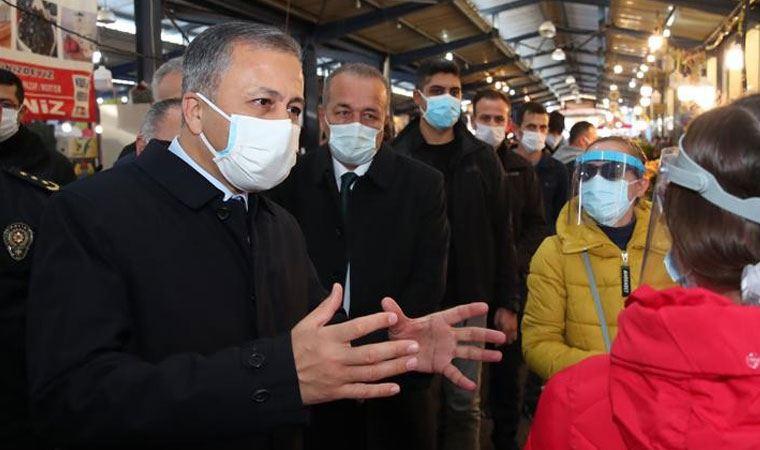 İstanbul Valiliği'nden pazarlara ilişkin açıklama