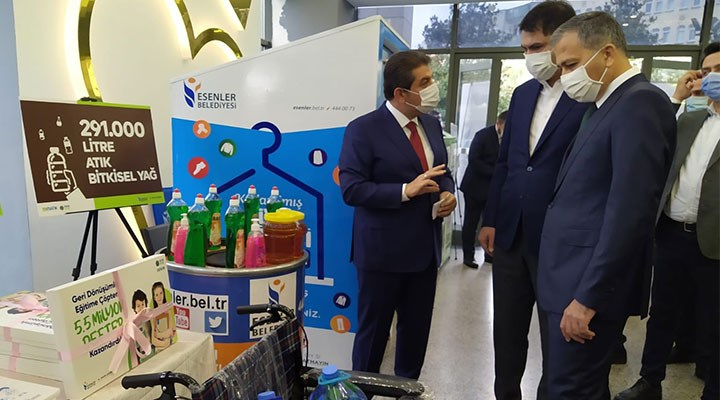 İstanbul Valisi'nden yüz yüze eğitim açıklaması