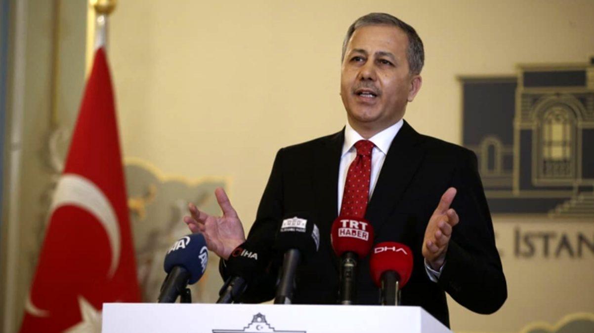 İstanbul Valisi Yerlikaya'dan 'yılbaşı tedbirleri'ne ilişkin açıklama