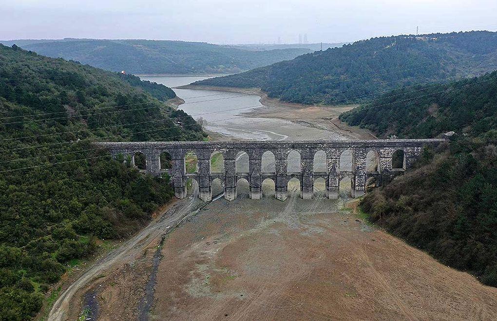 İşte İstanbul barajlarındaki son doluluk oranları