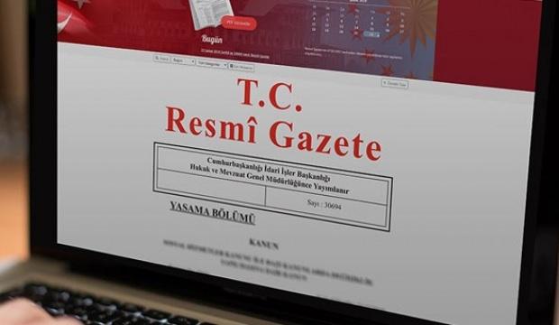 İşten çıkarma yasağının uzatılmasına ilişkin karar Resmi Gazete'de