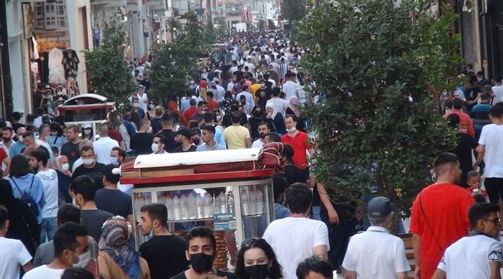 İstiklal Caddesi için kısıtlama kararı
