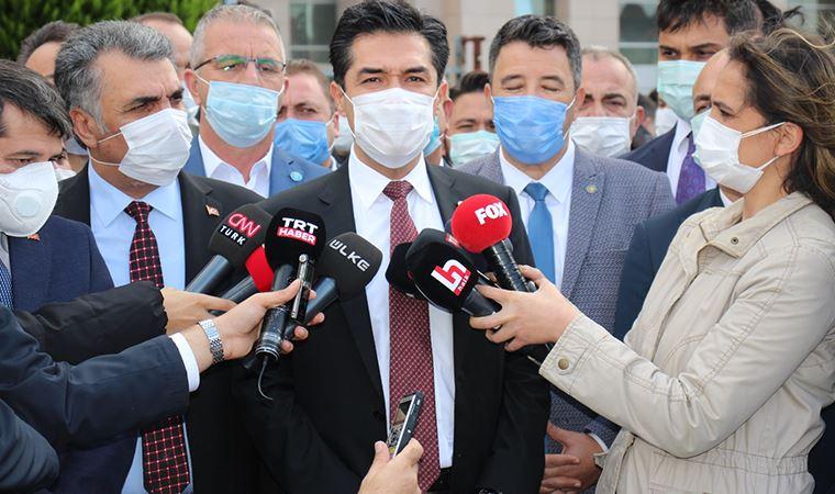İYİ Parti İstanbul İl Başkanı Kavuncu, Özdağ hakkında suç duyurusunda bulundu