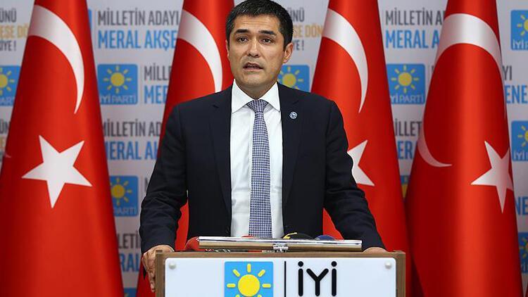 İYİ Parti İstanbul İl Başkanı Kavuncu'ya saldıran şüpheli yakalandı