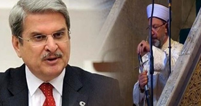 İYİ Parti'li Çıray'dan Ali Erbaş hakkında suç duyurusu