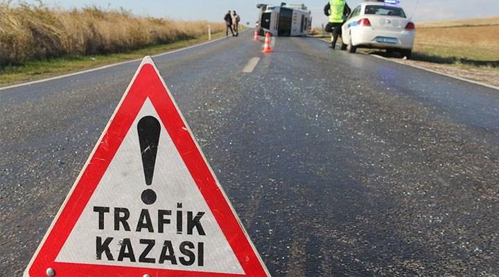 İYİ Parti Milletvekili trafik kazası geçirdi!