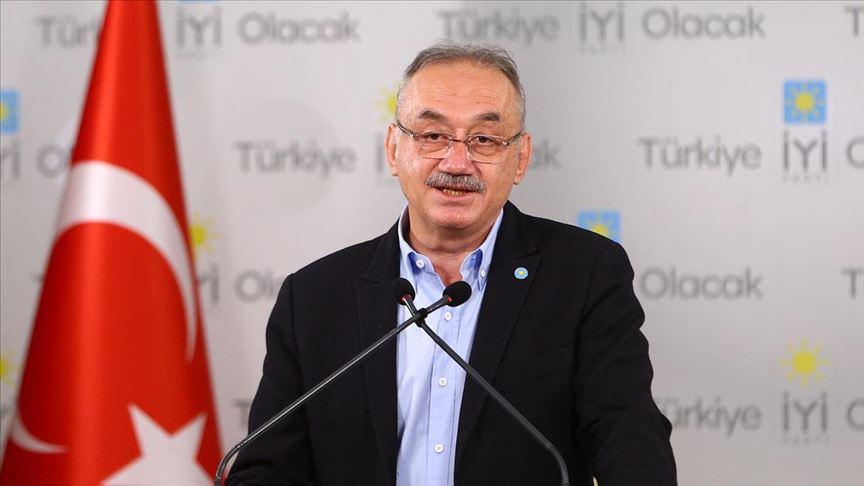 İYİ Parti'nin Grup Başkanı belli oldu