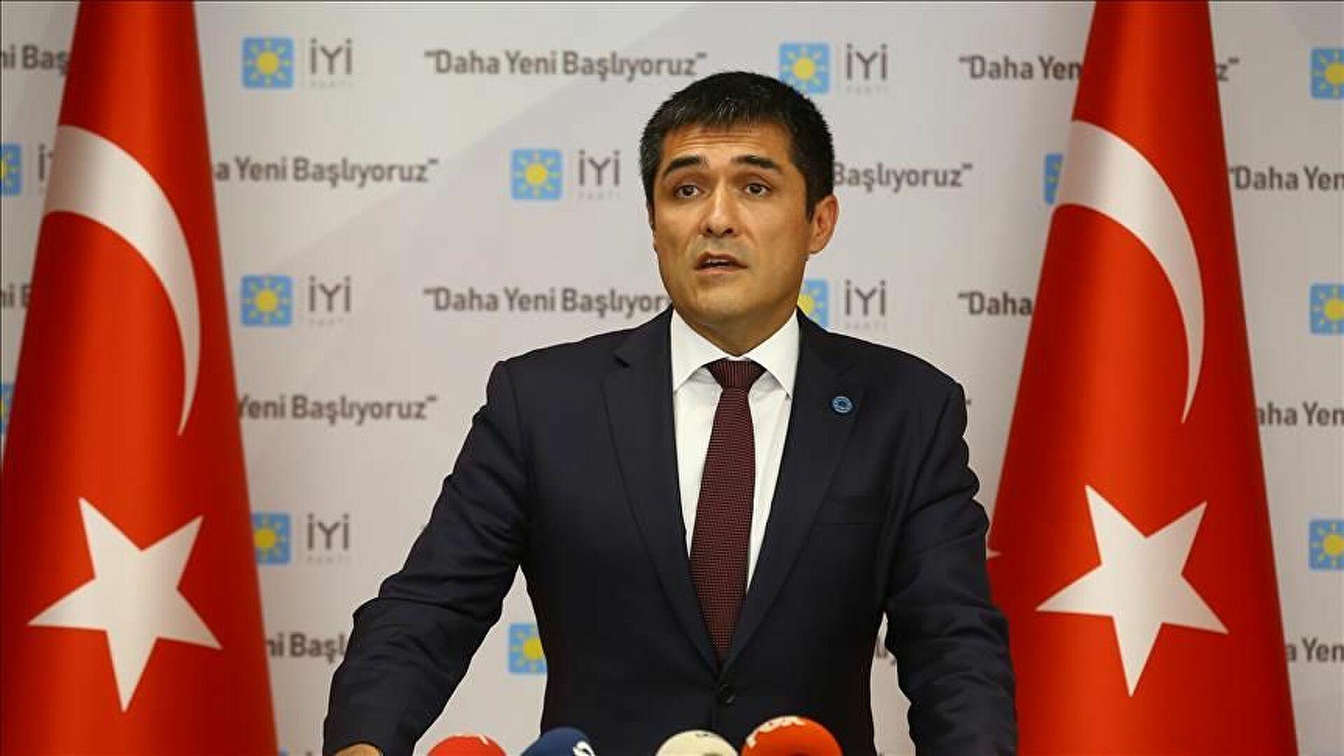İYİP İstanbul İl Başkanı'na saldıran kişi tahliye edildi