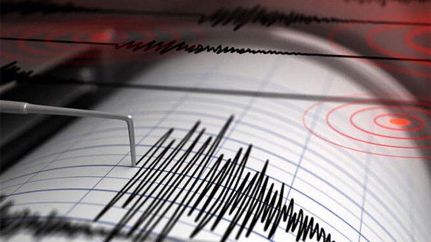 İzmir Bergama'da 3.7 büyüklüğünde deprem