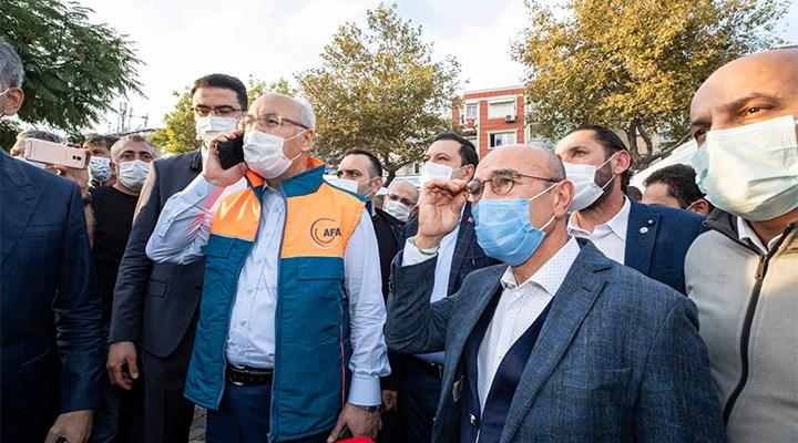İzmir'de belediye başkanlarına depremle ilgili konuşma yasağı