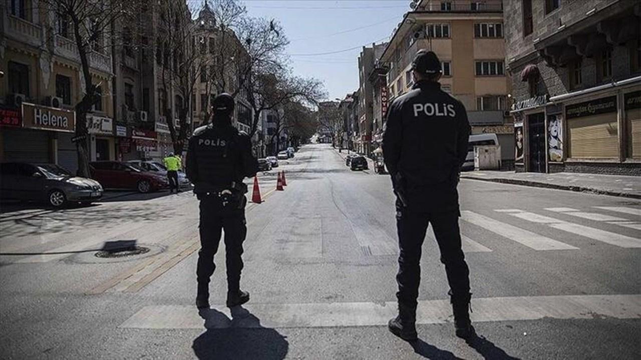 İzmir'de eylem ve etkinlik yasağı