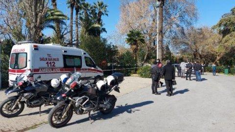 İzmir'de fuar alanındaki gölette bir yurttaş ölü bulundu