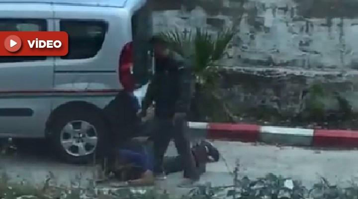 İzmir'de icra avukatına darp ve silahla tehdit