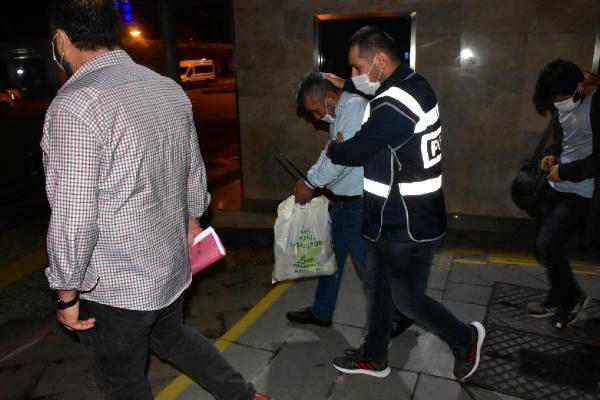 İzmir'de sahte alkol soruşturması: 10 kişi tutuklandı
