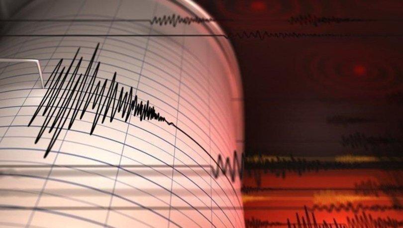 İzmir'de şiddetli artçı deprem