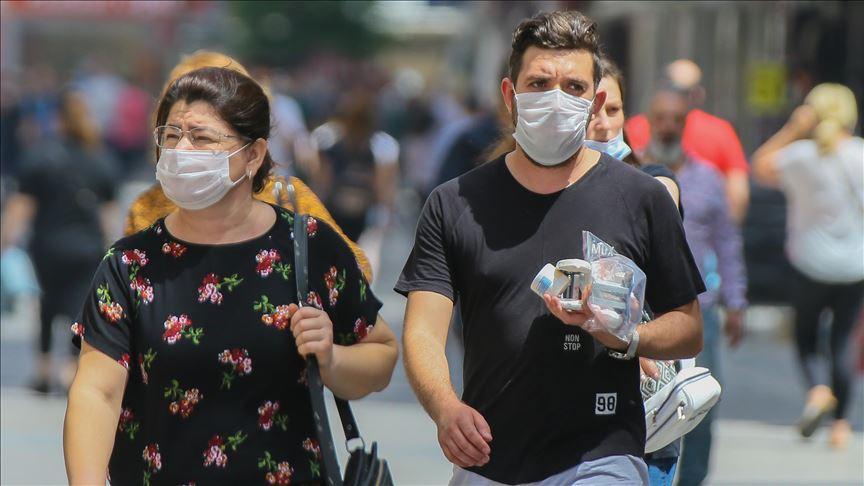 İzmir genelinde maske takmak zorunlu oldu