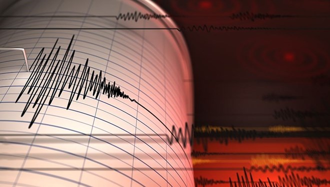 İzmir'in Urla ilçesi açıklarında 4 büyüklüğünde deprem