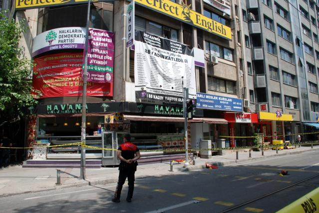 İzmir Valiliği'nden HDP binasına saldırıyla ilgili yeni açıklama