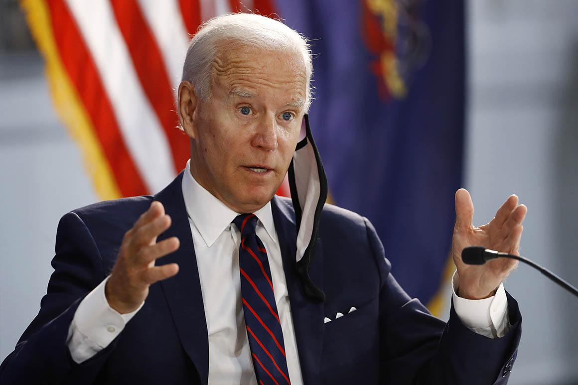 Joe Biden'dan Erdoğan'a Ayasofya çağrısı