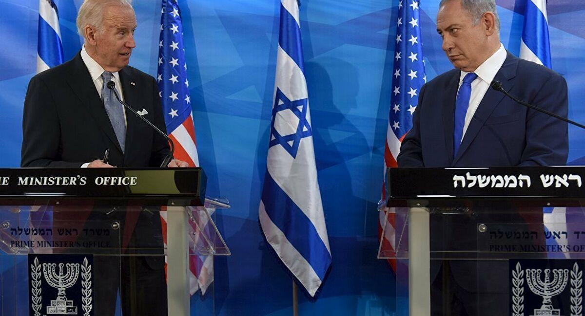 Joe Biden ve Netanyahu'dan Filistin hakkında kritik görüşme
