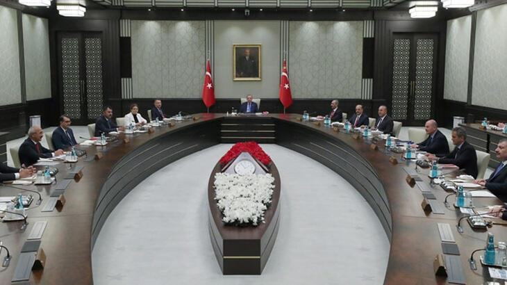 Kabine, Erdoğan başkanlığında toplanıyor: Masada 4 önemli konu var