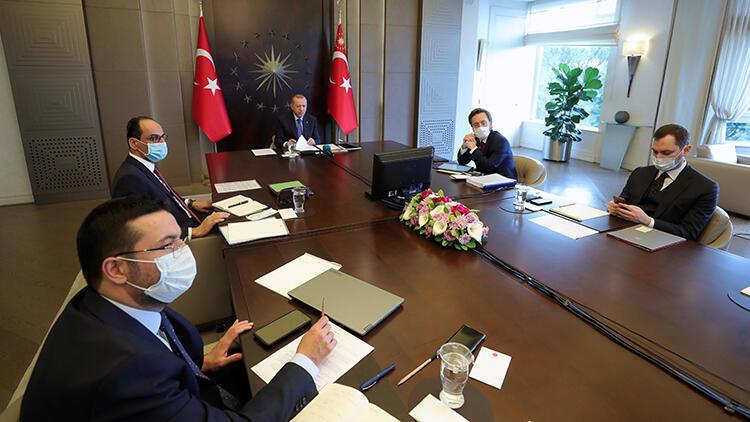 Kabine toplanacak:  Yeni koronavirüs tedbirleri masada
