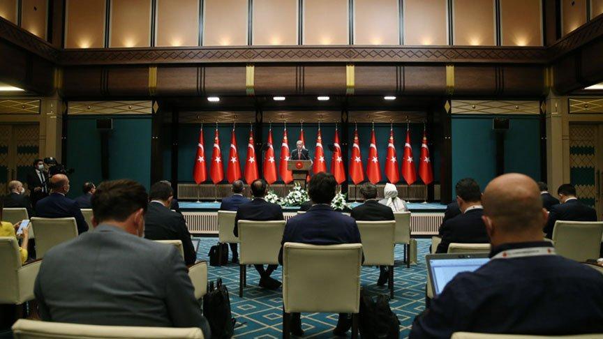 Kabine toplanıyor: Ana gündem koronavirüs önlemleri