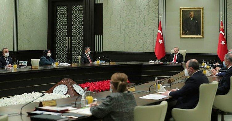 Kabine toplantısı bugün: Yeni normalleşme adımları konuşulacak
