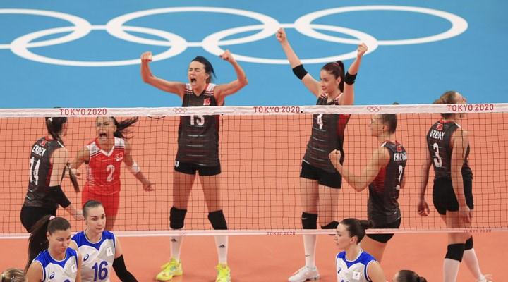 Kadın Voleybol Takımı Güney Kore'ye 3-2 mağlup oldu