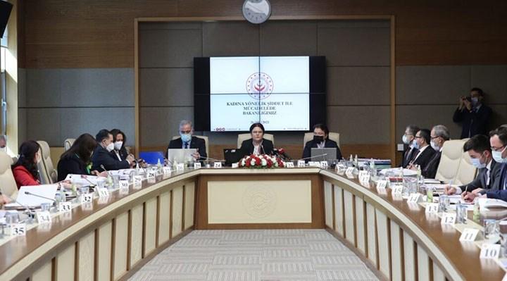 Kadına Şiddeti Araştırma Komisyonu'nda 'daha neler olacak' tartışması