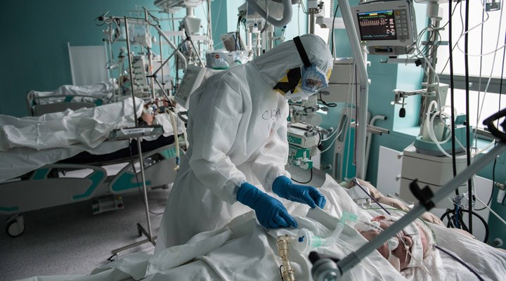 Kadirli Devlet Hastanesi'nde 50 sağlık çalışanı koronavirüse yakalandı