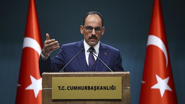 Kalın: Türkiye, Yunanistan'la ön koşulsuz olarak istikşafi görüşmelere hazır