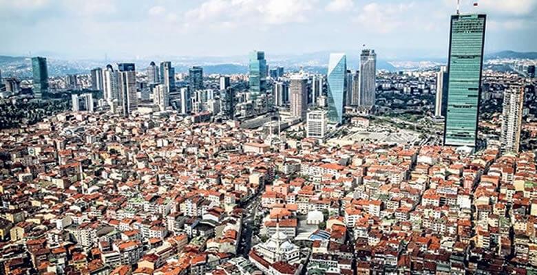 Kandilli açıkladı: İstanbul'da ilçe ilçe riskli bina sayısı