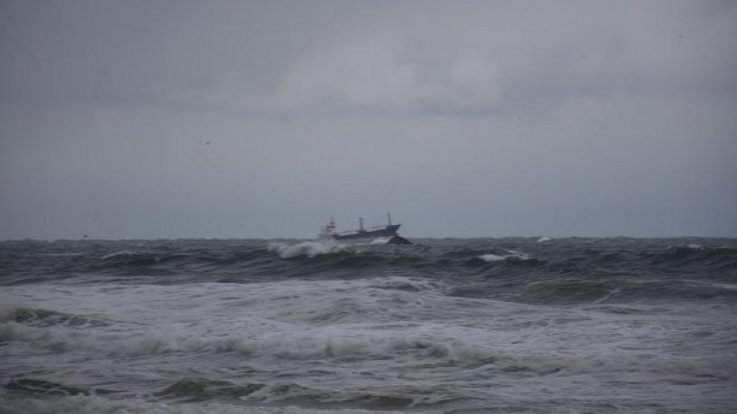 Karadeniz'de yük gemisi battı: 2 kişi hayatını kaybetti