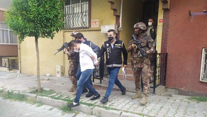 'Karagümrük çetesi'ne İstanbul merkezli operasyon