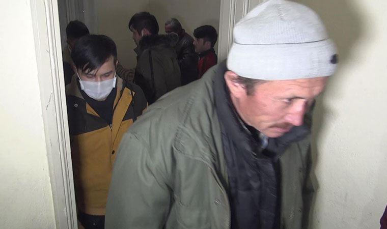 Karaman'da taziye evinden 61 kişi çıktı