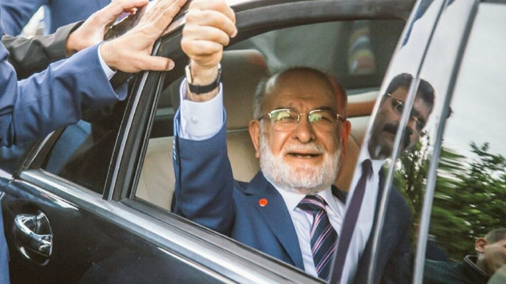 Karamollaoğlu: Ayasofya kararını takdirle karşılıyorum