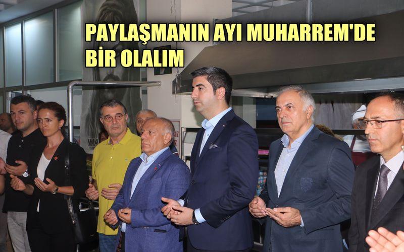 """Kartal Belediye Başkanı Gökhan Yüksel: """"Paylaşmanın Ayı Muharrem'de Bir Olalım"""""""