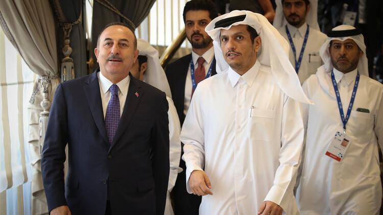 Katar Dışişleri Bakanı: Türkiye ile güçlü bir ortaklığımız var