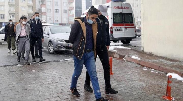 Kayseri'de gözaltına alına 4 IŞİD'li serbest bırakıldı