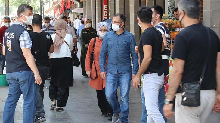 Kayseri'de Kovid-19 tedbirleri kapsamında taziyeler yasaklandı