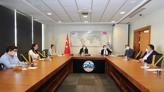 Kazakistan Gaziantep'li sanayicileri bekliyor