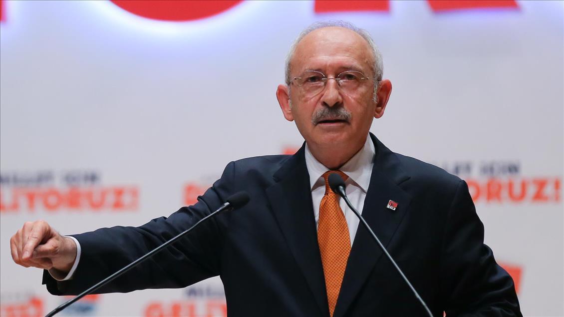 Kemal Kılıçdaroğlu 'Adım Adım İktidara' projesinin tanıtımında konuştu
