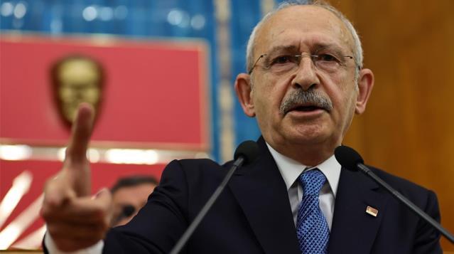 Kemal Kılıçdaroğlu ve 10 milletvekillinin dosyası TBMM'de