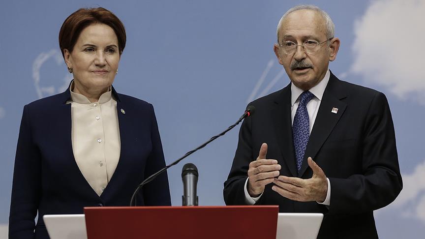 Kemal Kılıçdaroğlu ve Meral Akşener'den ortak açıklama