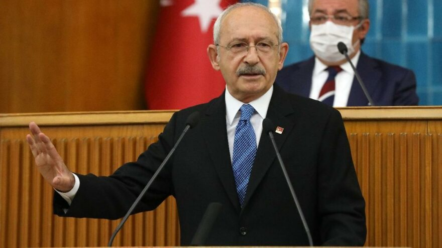 Kılıçdaroğlu: Ayasofya'yı Atatürk'e hakaret etmek için mi açtınız?