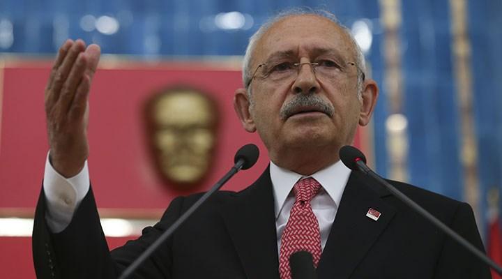 Kılıçdaroğlu: Baroları parçalamak Türkiye Cumhuriyeti'ne ihanettir ve bir bölücülük projesidir