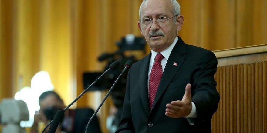 Kılıçdaroğlu: Bir devlet aile şirketi gibi yönetilemez