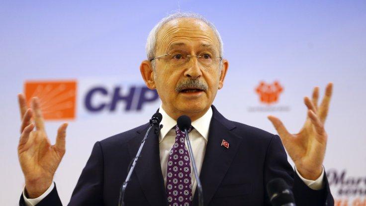 Kılıçdaroğlu: Bizi bir araya getiren Erdoğan'ın yaptığı yanlışlardır