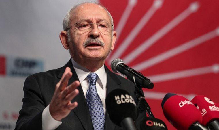 Kılıçdaroğlu: Burada ciddi bir başarısızlık vardır, dillendiren de Erdoğan'dır